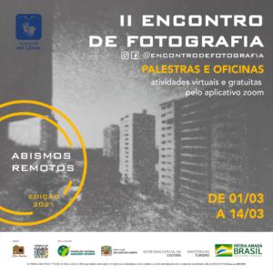 II Encontro de Fotografia em São José dos Campos – SP