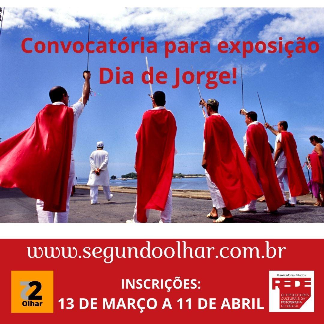 """Exposição Coletiva """"Dia de Jorge"""""""