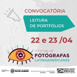 Leitura de Portfólios do I Festival de Fotógrafas Latinoamericanas