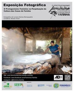 O Protagonismo Feminino na Perpetuação da Cultura das Casas de Farinha