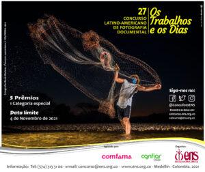 27º Concurso Latino-Americano de Fotografia Documental